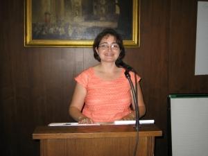Rachel Cohen, Consultant