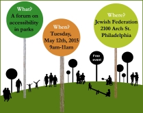 Complete Parks. May 12, 2015. Jewish Federation