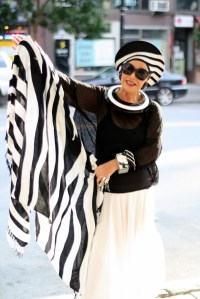 Lynn Dell photographed by Ari Seth Cohen (Advanced Style)