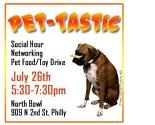 Pet-Tastic Social Hour 2012