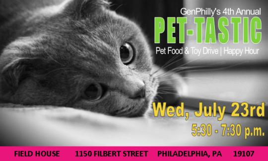 Pet-Tastic 2014 Pet Food & Toy Drive